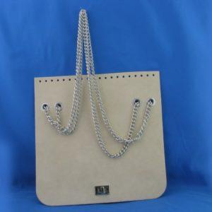 Set borsa Patella in simil pelle. Crea la tua borsa personalizzata online con i nostri accessori borsa.