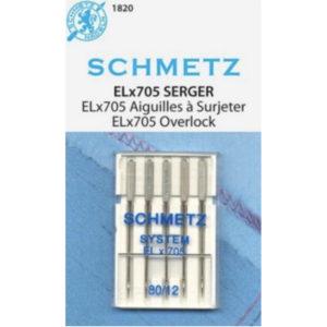 Aghi schmetz 130/704 OVERLOCK