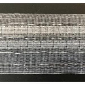 Riloga 903/80 trasparente arricciatura per tende Articolo venduto al metro. Inserire nella quantità i metri che si intendono acquistare