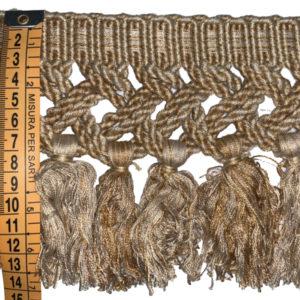 frangia corda oro 14 cm