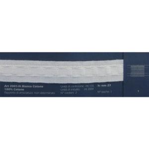 Riloga 2001/A cotone Articolo venduto al metro. Inserire nella quantità i metri che si intendono acquistare